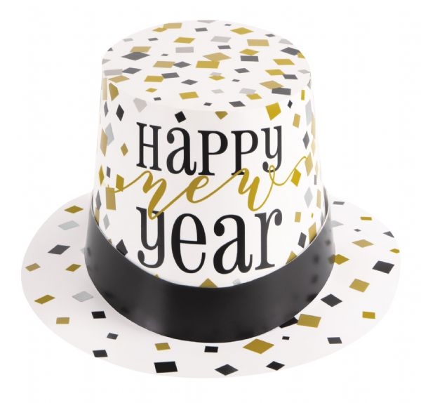2021 Happy New Year Party Hat